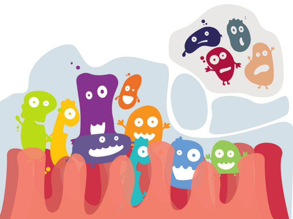 melhorar imunidade probióticos