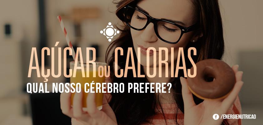 escolhendo entre açúcar ou calorias