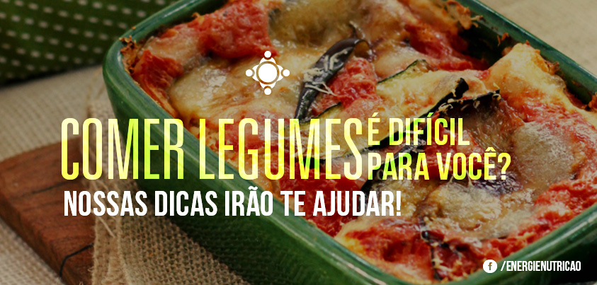 comer legumes