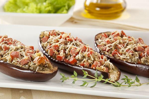 consumir mais legumes e verduras no jantar - vegetais recheados