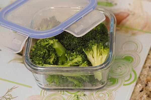consumir mais legumes e verduras no jantar - pre-cozimento