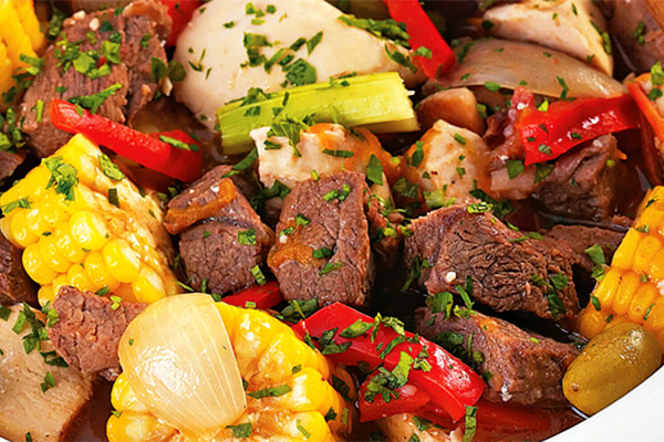 consumir mais legumes e verduras no jantar - carne mais saborosa
