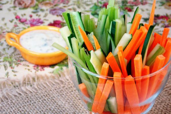 consumir mais legumes e verduras no jantar - beliscos saudaveis