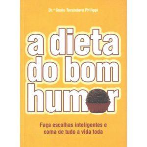 depressão alimentação saudável - livro - a dieta do bom humor