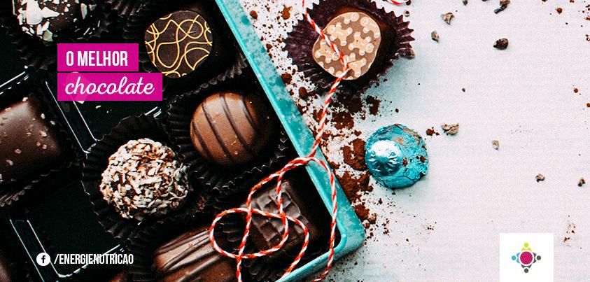 escolher um bom chocolate