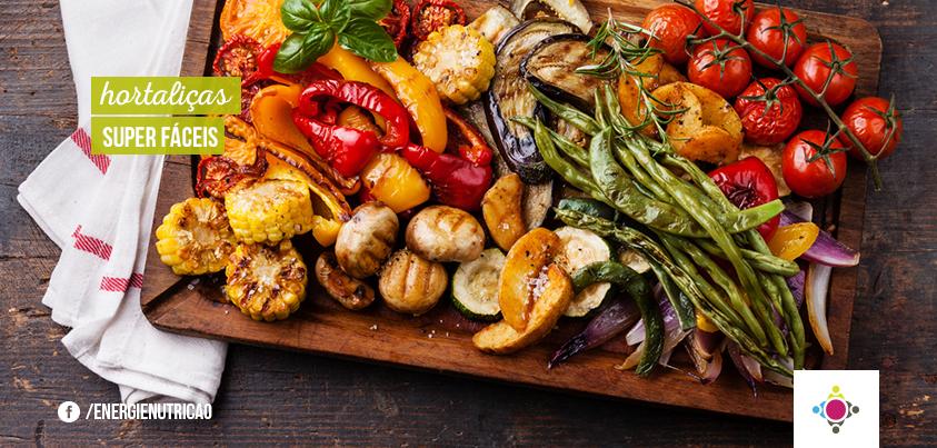 consumir mais legumes e verduras no jantar