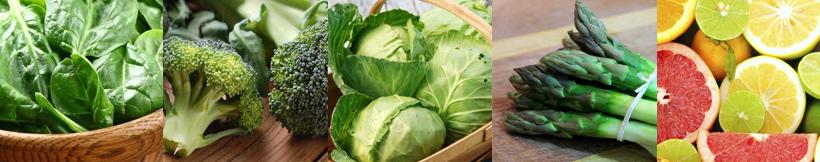 alimentação vegana na gravidez - fontes de Ácido Fólico