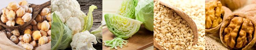 alimentação vegana na gravidez - fontes de cálcio