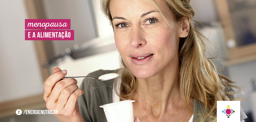 dicas alimentares para aliviar os sintomas da menopausa