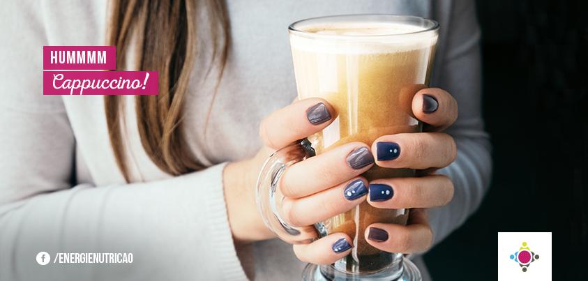 cappuccino industrializado é saudável?