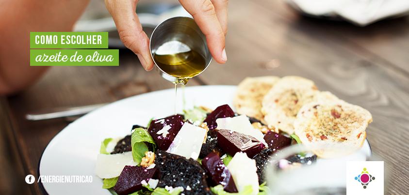 escolher o melhor azeite de oliva