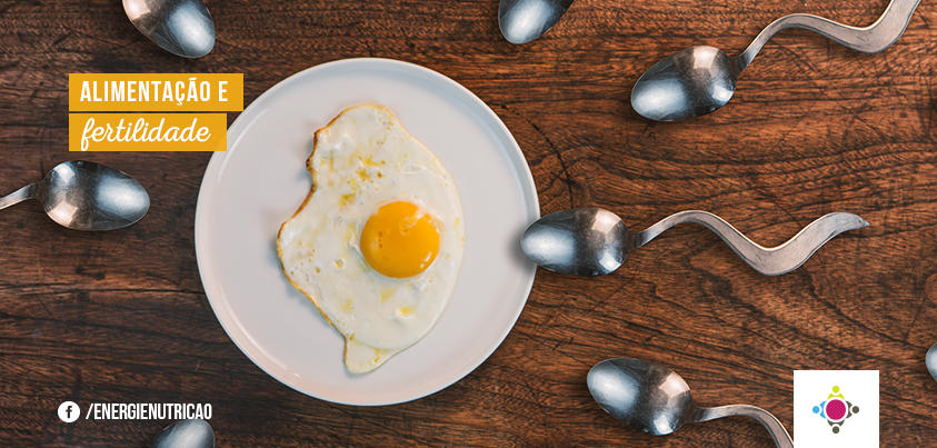 alimentação influencia na fertilidade