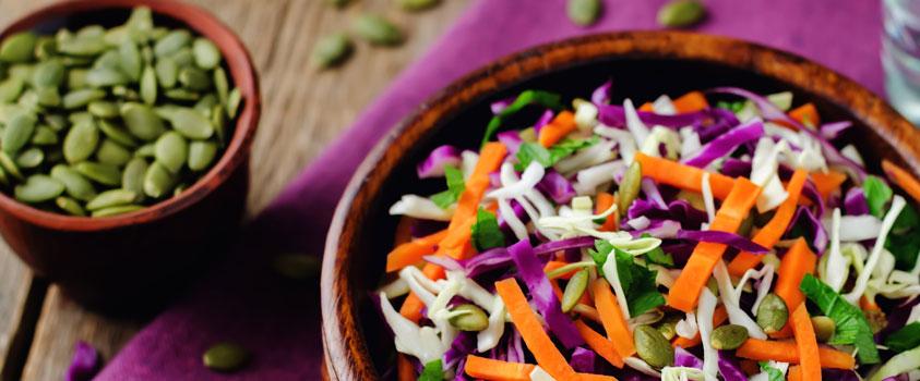 fontes de vitaminas do complexo B - endometriose alimentação