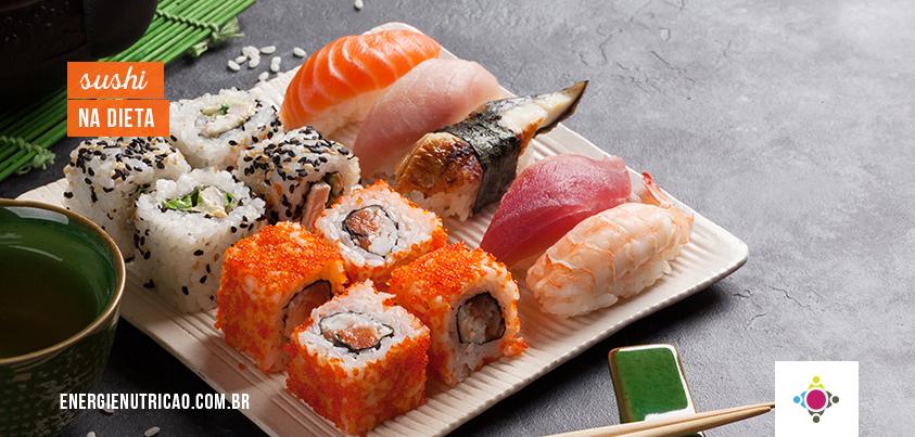 como incluir a comida japonesa na dieta