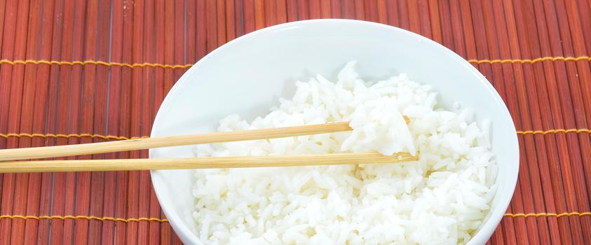 como incluir a comida japonesa na dieta - Arroz Gohan