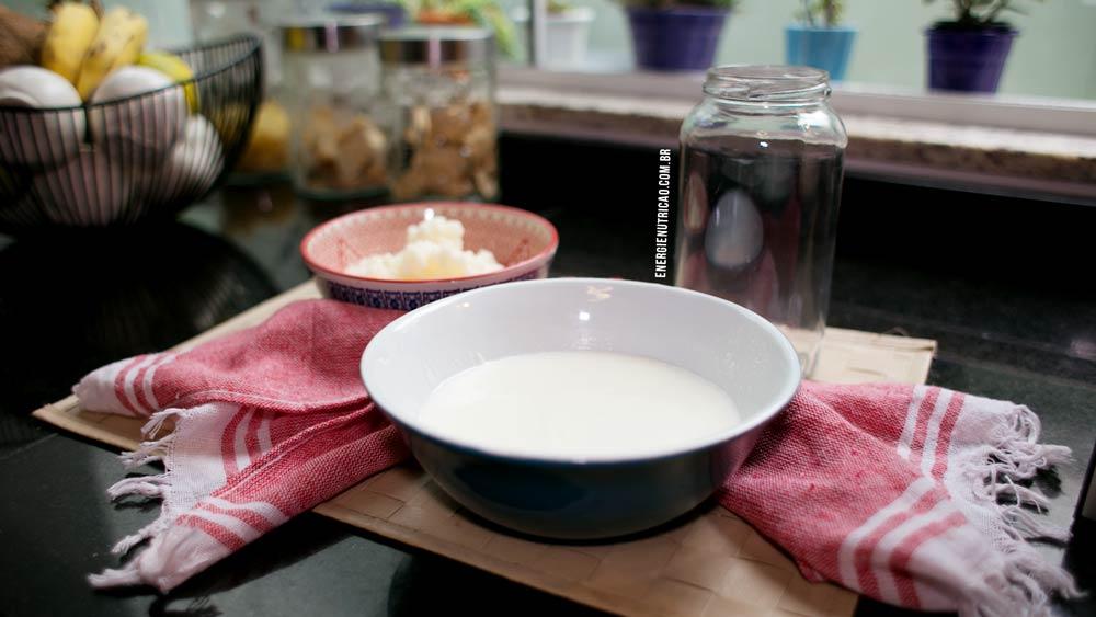 Aprenda a cuidar do Kefir de leite: passo a passo! - Passo 8