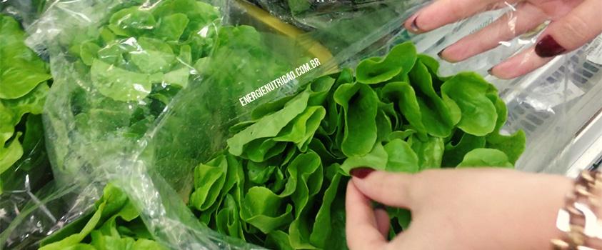 5 passos para levar salada na marmita de maneira descomplicada - 1º passo: a escolha das hortaliças