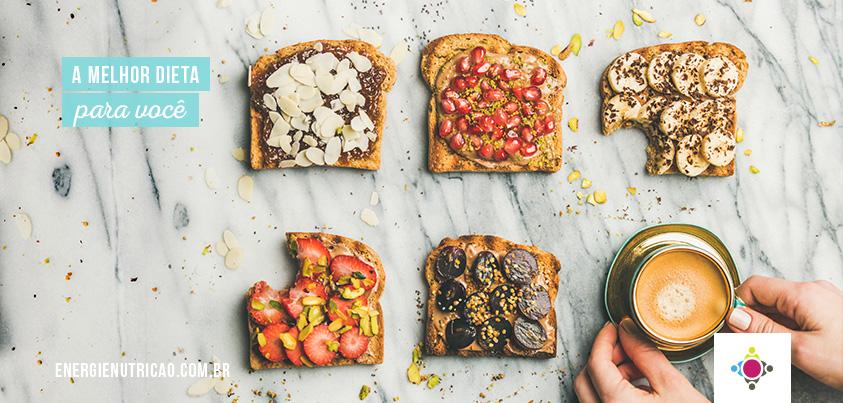 Qual é a melhor dieta para mim? A nutri ajuda você a descobrir!
