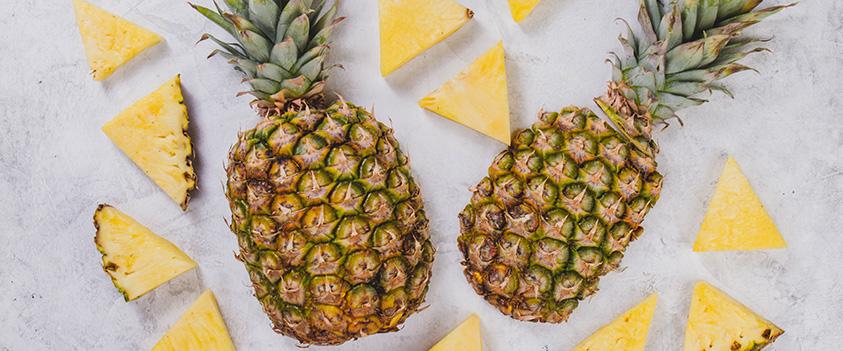 Como escolher frutas deliciosas e docinhas: como escolher abacaxi