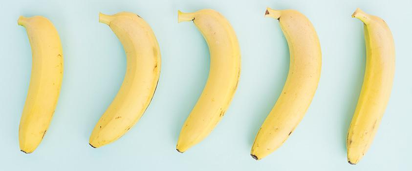 Como escolher frutas deliciosas e docinhas: como escolher banana