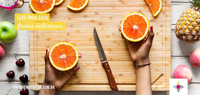 Aprenda como escolher frutas deliciosas e