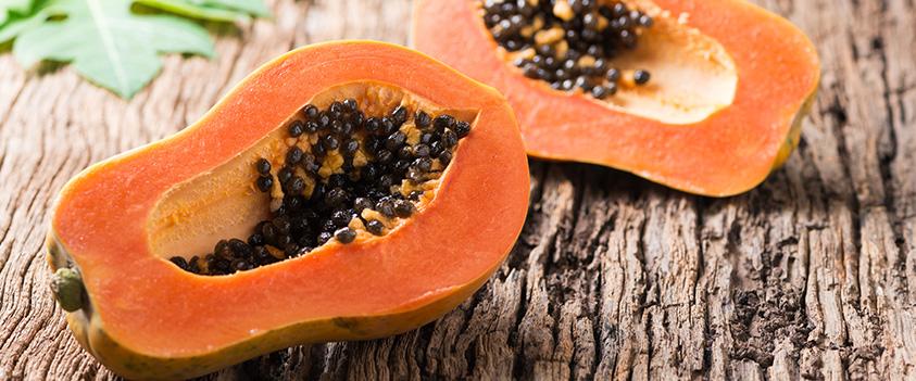Como escolher frutas deliciosas e docinhas: como escolher mamão
