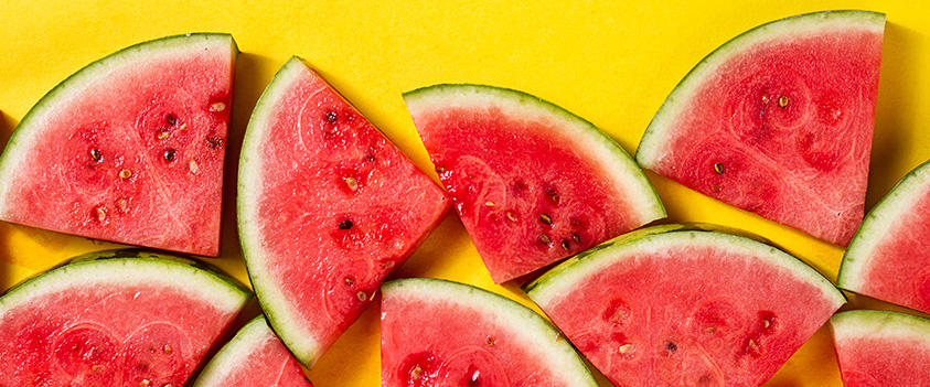 Como escolher frutas deliciosas e docinhas: como escolher melancia