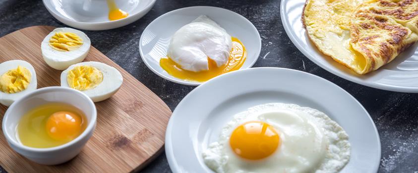 Alimentos que baixam o colesterol, será que eles existem? Pode comer ovo?