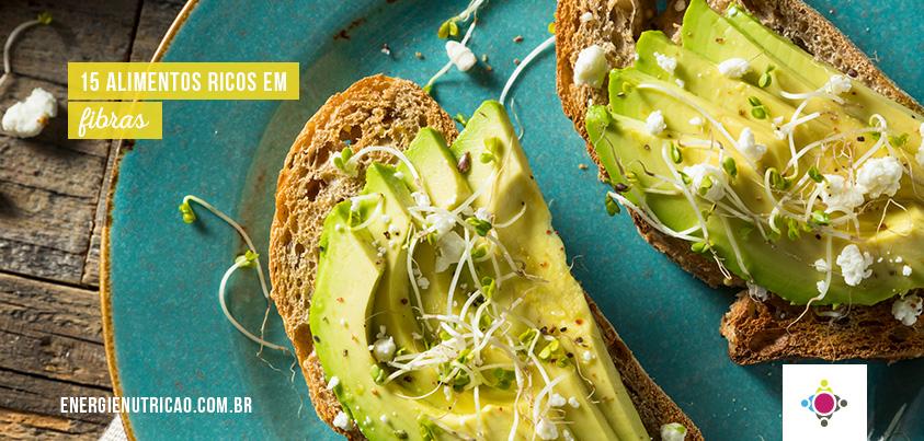 15 alimentos ricos em fibras que irão te dar mais saciedade e prevenir doenças