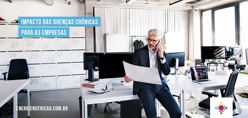 O gigante impacto das doenças crônicas para as empresas