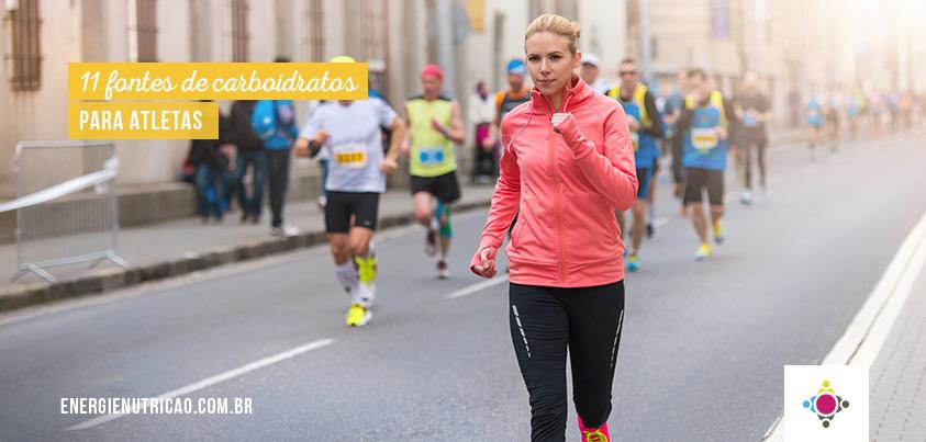 11 alimentos fontes de carboidratos para atletas super práticos de carregar com você